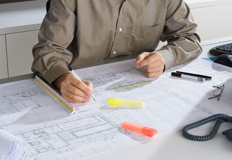 Imagebild Planung