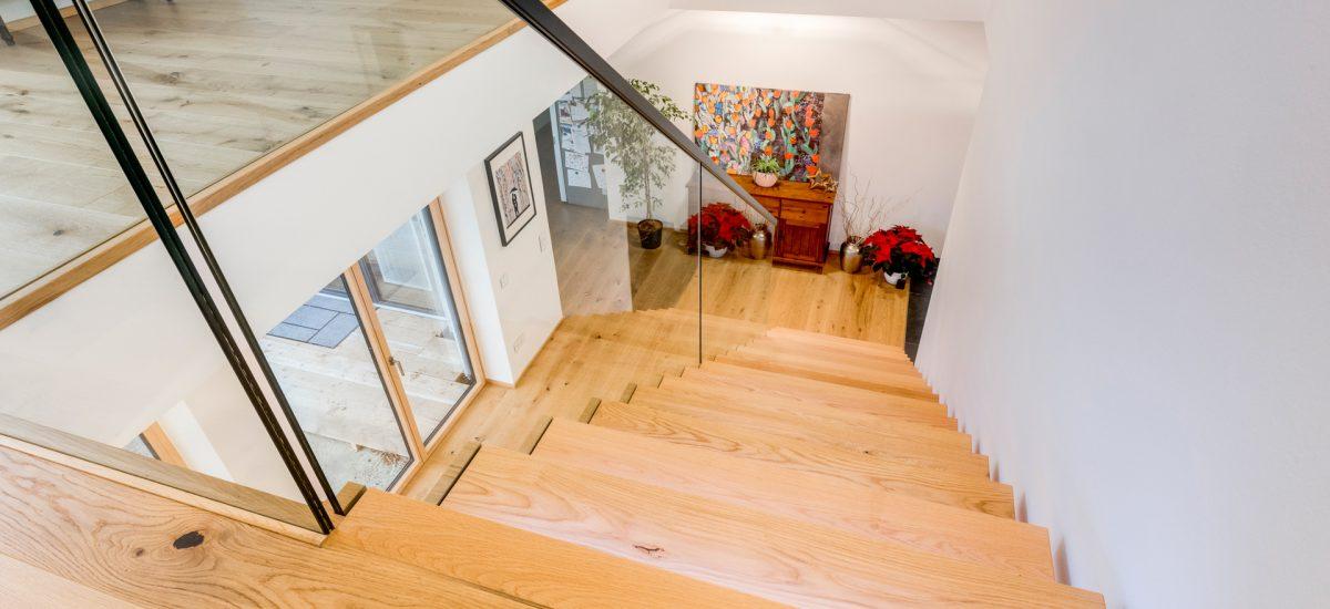 Treppen und Geländer Holz